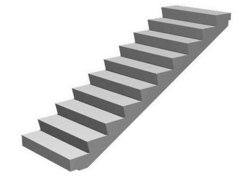 Ступени на лестничные марш коркино плиты перекрытия